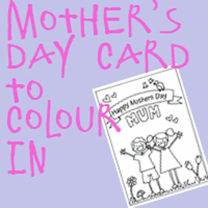 Mothers Day Card 17