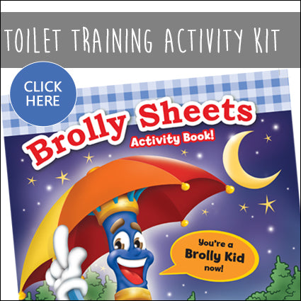 Toilet Training Activity Kit