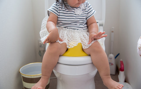 Help on how to get your child to poo on the potty