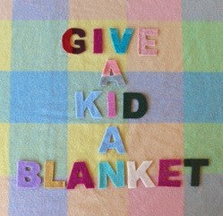 Give a kid a blanket