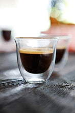 Load image into Gallery viewer, Double Walled Thermo Espresso Glasses, Set of 2 - Gulf Coast Coffees