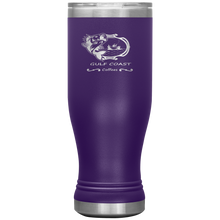 Load image into Gallery viewer, Boho 20 Ounce Tumbler - Gulf Coast Coffees
