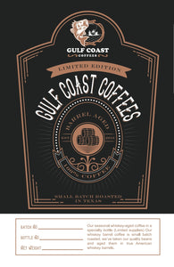 Limited Run Barrel Aged - Gulf Coast Coffees