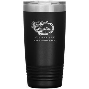 20 Ounce Stainless Tumbler - Gulf Coast Coffees