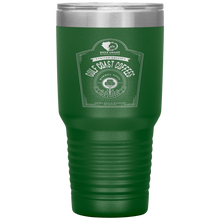 Load image into Gallery viewer, Gulf Coast Coffees Barrel Aged Tumblers - Gulf Coast Coffees