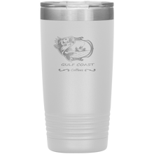 Load image into Gallery viewer, 20 Ounce Stainless Tumbler - Gulf Coast Coffees
