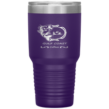 Load image into Gallery viewer, 30 Ounce Stainless Tumbler - Gulf Coast Coffees