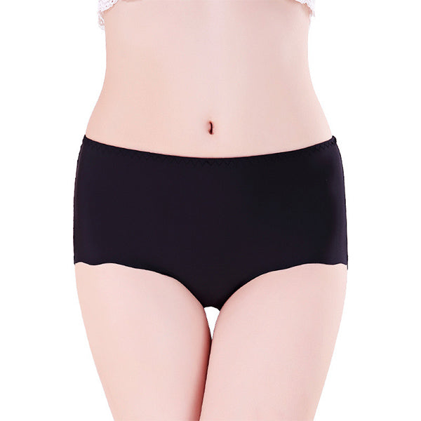 Herbal Medicine Refreshing Sterilisasion High-stretch Ice Silk Underpants