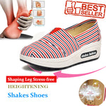 Shaping Leg Stress-free Heightening  Shakes Shoes
