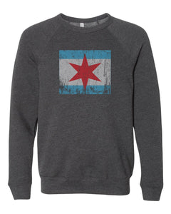 Vintage Star Sponge Crew Neck Sweat