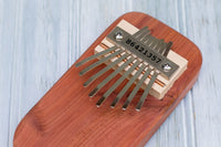 Cedar Board Thumb Piano