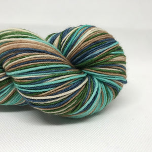 Still Waters Self Striping Sock Yarn