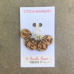Sock Knitter Stitch Markers