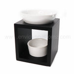 Tealight Burner Black