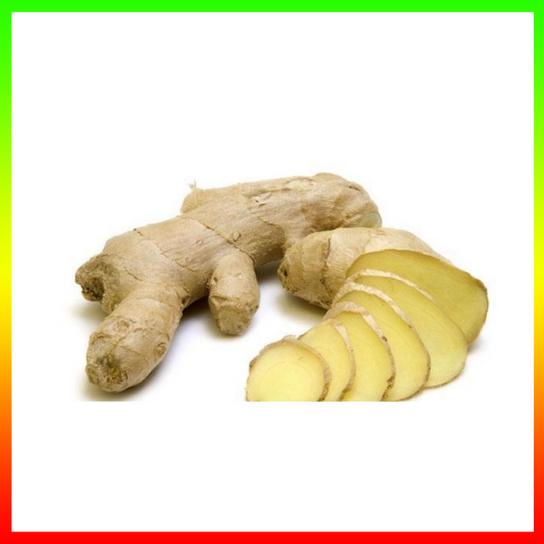 Ginja (Patois)    Ginger (English)