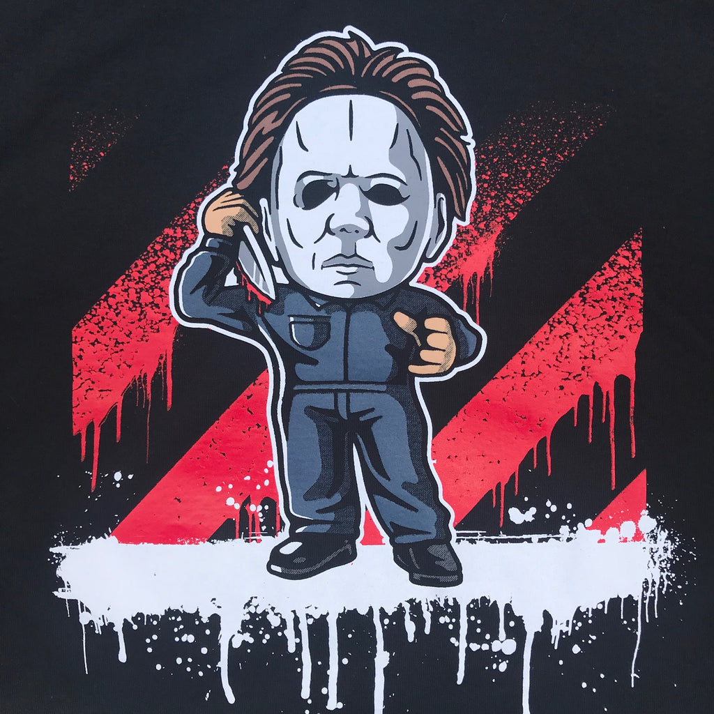Michael Myers Killin' the Game Long Sleeve
