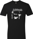 Schrodinger's Cat Men's Tee