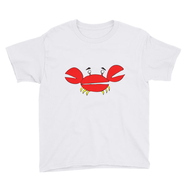 Crab Kid's Short Sleeve T-Shirt