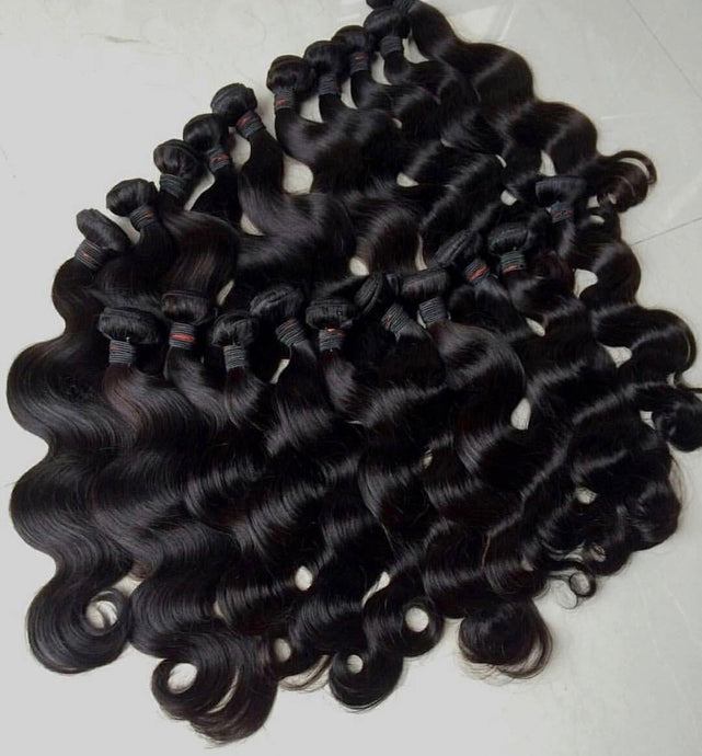 3 Bundle Special Brazilian Straight