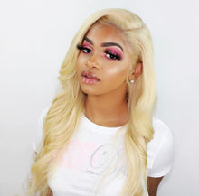 Load image into Gallery viewer, Russian Blonde Full Lace Wig