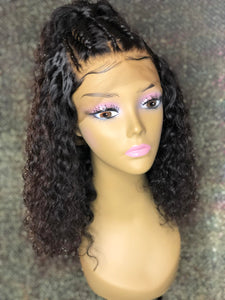 Indian Raw Deep Wave Full Lace