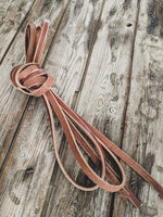 Latigo Boot Ties