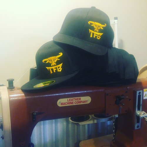 OFFICIAL TFB FLEXFIT CAP