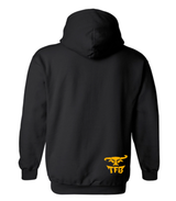 SOLD OUT OFFICIAL TFB ZIP-UP HOODIE