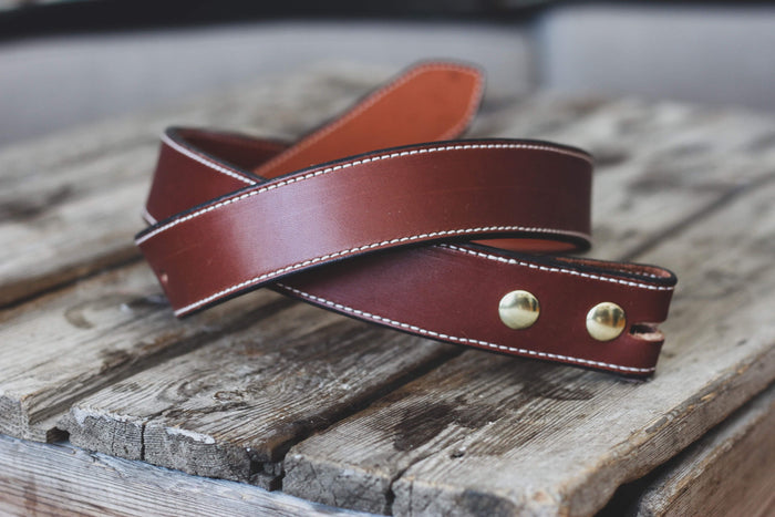 Classic TFB Leather Belt