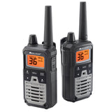 Midland T290VP4 X-TALKER GMRS Radio Value Pack (paquete de 2)
