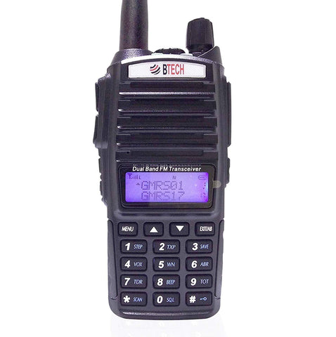 BTECH Baofeng GMRS-V1 Repeater-Capable GMRS Radio - myGMRS.com
