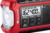 Midland ER210 E+READY Emergency Crank AM/FM/NOAA Weather Radio - myGMRS.com
