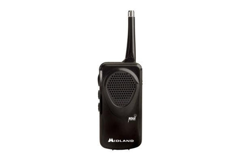 Midland HH50B Pocket Portable NOAA Weather Alert Radio - myGMRS.com