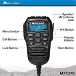 Midland MXT275 MicroMobile Repeater-Capable GMRS Radio 15W - myGMRS.com