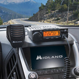 Midland MXT400 MicroMobile Repeater-Capable GMRS Radio 40W - myGMRS.com