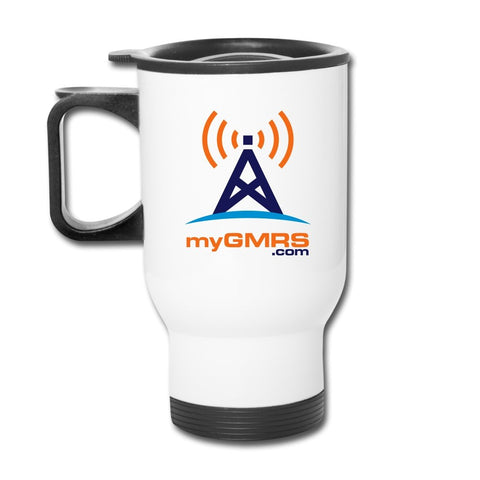 Travel Mug - myGMRS.com