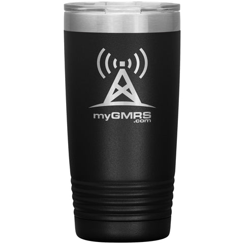 Vacuum Insulated Tumbler 20oz - myGMRS.com