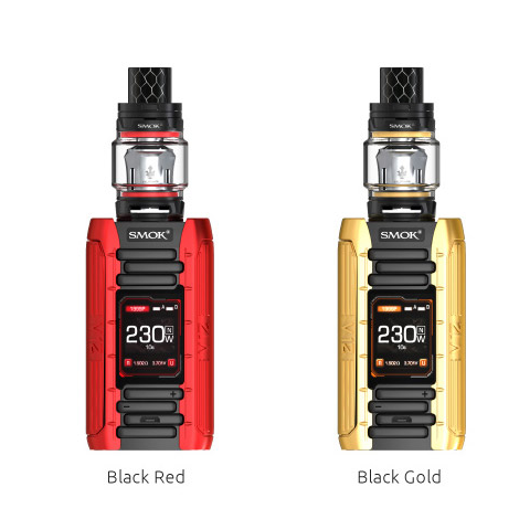 SMOK E-Priv 230W Mod Kit with TFV12 Prince Tank Atomizer 8ml EU warehouse-kit-SMOK-SmokDaddy