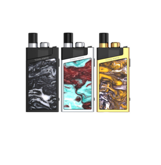 SMOK Trinity Alpha Resin Pod Kit 1000mAh-kit-SMOK-SmokDaddy