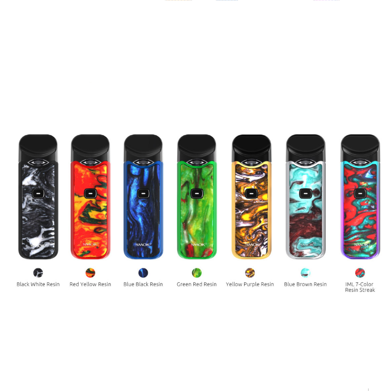 Smok Nord Starter Kit 1100mAh 3ml-kit-SMOK-SmokDaddy