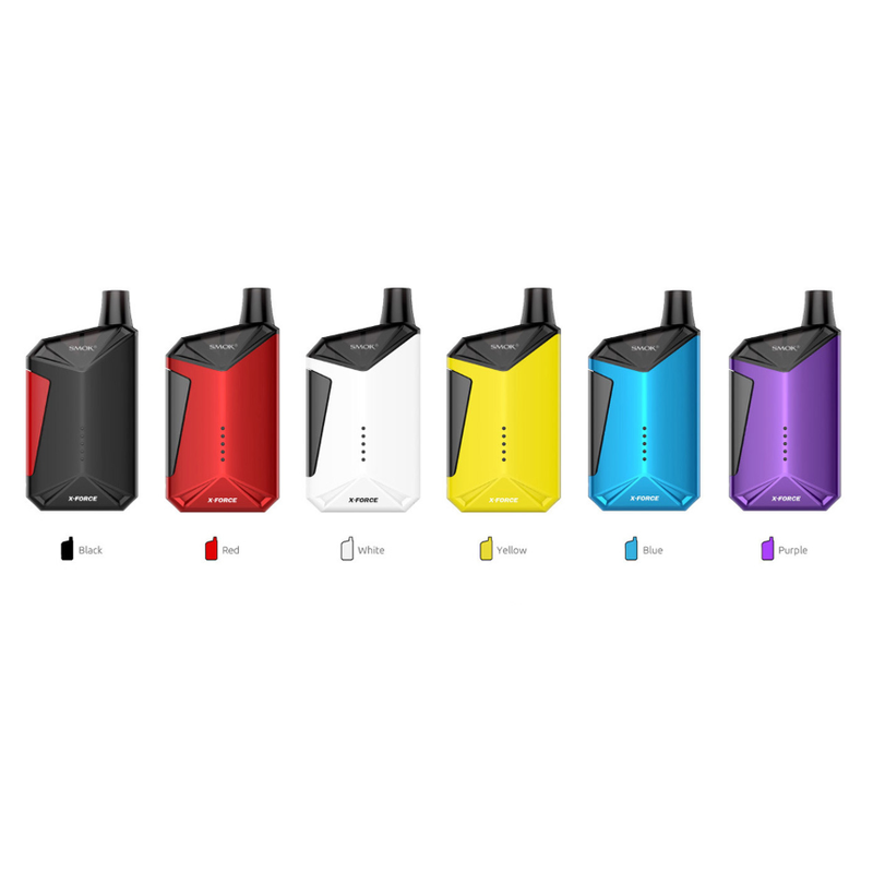 SMOK X-Force Starter Kit 7ml 2000mAh Standard Edition-kit-SMOK-SmokDaddy