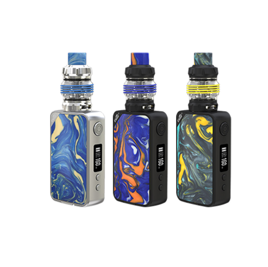 Eleaf iStick Mix 160W Kit With Ello Pop Tank 6.5ml-kit-Eleaf-SmokDaddy