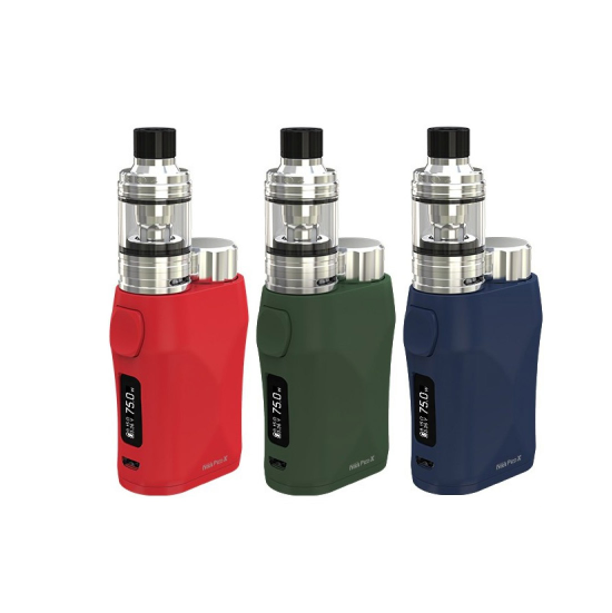 Eleaf iStick Pico X 75W Mod Kit With Melo 4(D22) Tank Atomizer 2ml-kit-Eleaf-SmokDaddy