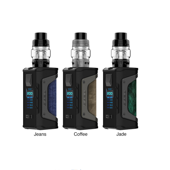 Geekvape Aegis Legend 200W Mod Kit with Alpha Tank 4ml-kit-Geekvape-SmokDaddy