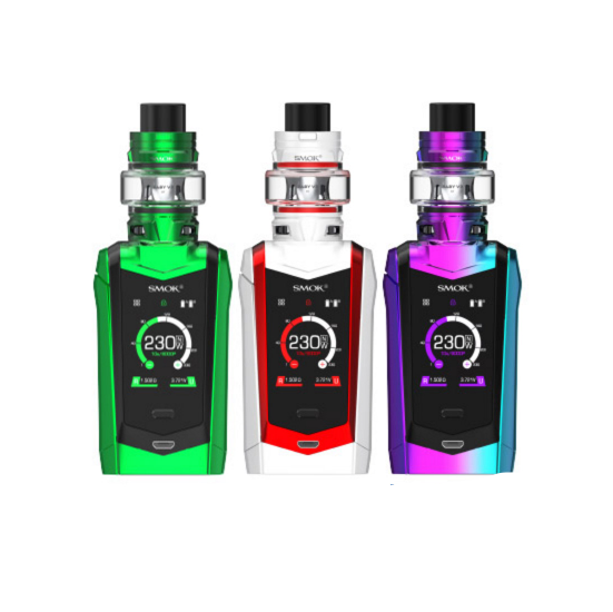 SMOK Species 230W Mod Kit with TFV8 Baby V2 Tank Atomizer 5ml Standard Edition-kit-SMOK-SmokDaddy