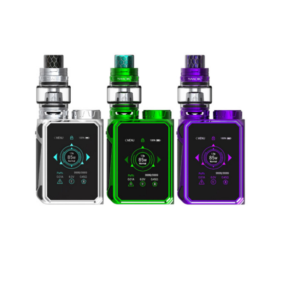 SMOK G-Priv Baby 85W Mod Kit with TFV12 Baby Prince Tank Atomizer 4.5ml Luxe Edition-kit-SMOK-SmokDaddy