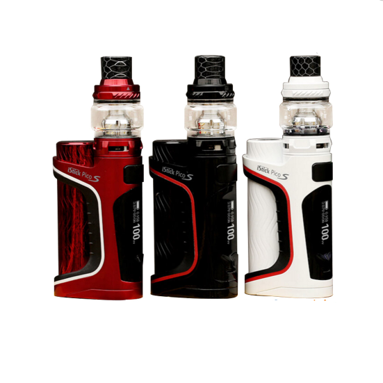 Eleaf iStick Pico S 100W Mod Kit with 21700 Battery (4000mah)-kit-Eleaf-SmokDaddy