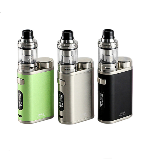 Eleaf iStick Pico 21700 100W Mod Kit with 21700 Battery(4000mah)-kit-Eleaf-SmokDaddy