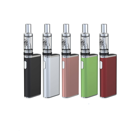 Eleaf iStick Trim Kit with GS Turbo Tank 1800mAh-kit-Eleaf-SmokDaddy