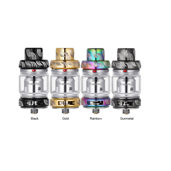Freemax Mesh Pro Tank Atomizer 5ml Metal Color 66 Units In Stock-atomizer-Freemax-SmokDaddy